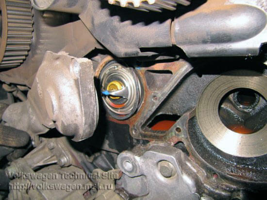 Audi A6 2 5 TDI V6 T-belt & High Pressure Fuel Pump Belt Replacement