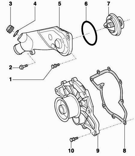 Audi A6 2 5 Tdi V6 T Belt High Pressure Fuel Pump Belt Replacement