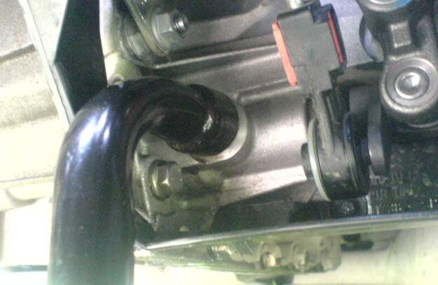 Замена масла в МКПП Форд Фокус