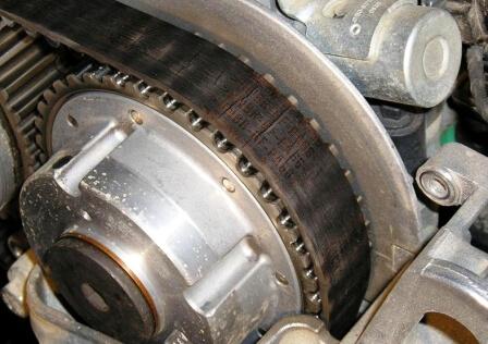 Ремень ГРМ Форд Фокус 2