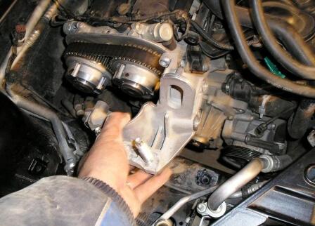 Держатель опоры двигателя Форд Фокус 2