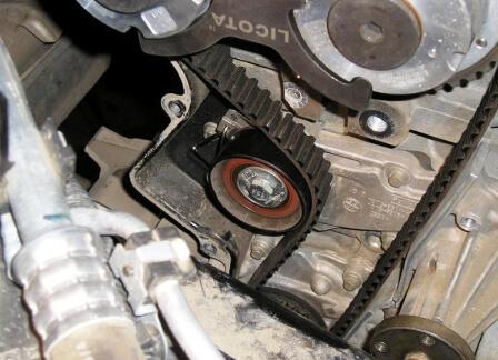 замена роликов грм ford focus 1.4 2005