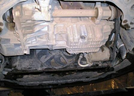 Замена ремня ГРМ на Ford Focus 2
