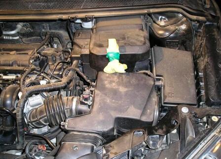 Клемма аккумулятора Форд Фокус 2