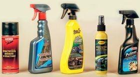 Лучшее средство для чистки салона своими руками