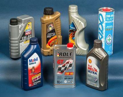 Какое масло залить в двигатель