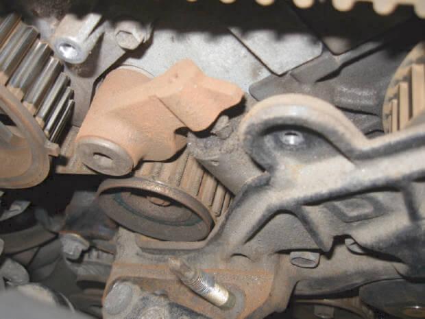 ГРМ Toyota Corolla e110