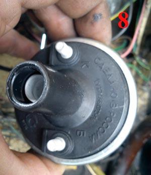 монтажна схема електрообладнання ваз-21093