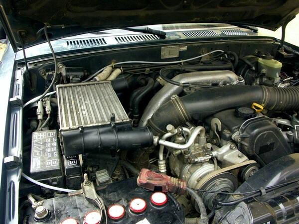 Двигатель Toyota 1KZ D-4D