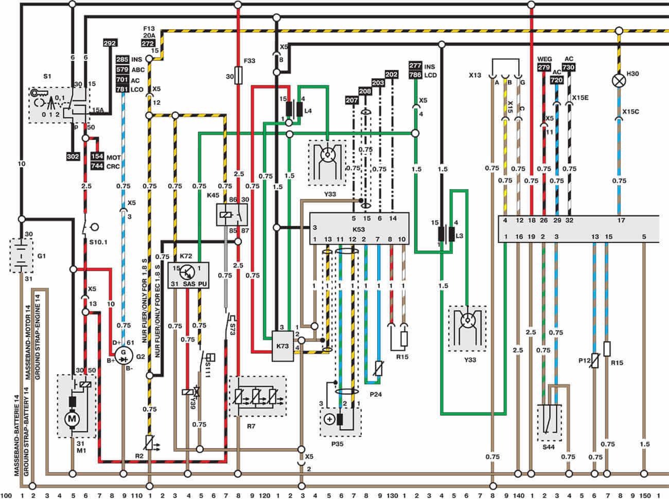 схема подключений авто магнитол