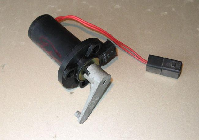 Моторедуктор печки 2110