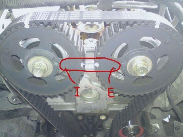 Метки ГРМ Mazda 626
