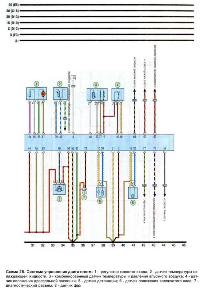 Схема эсуд чери амулет скоба суппорта на амулет