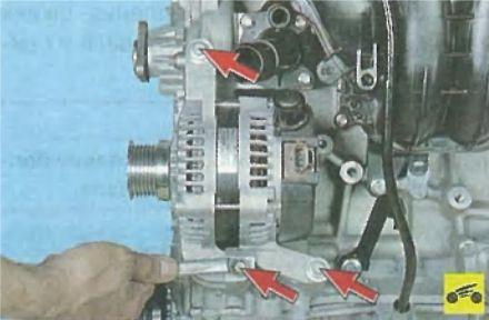 Как поменять ремень ГРМ Форд Фокус 3