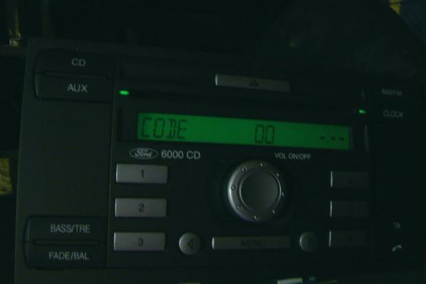 Разблокировка магнитофона Форд Фокус 2