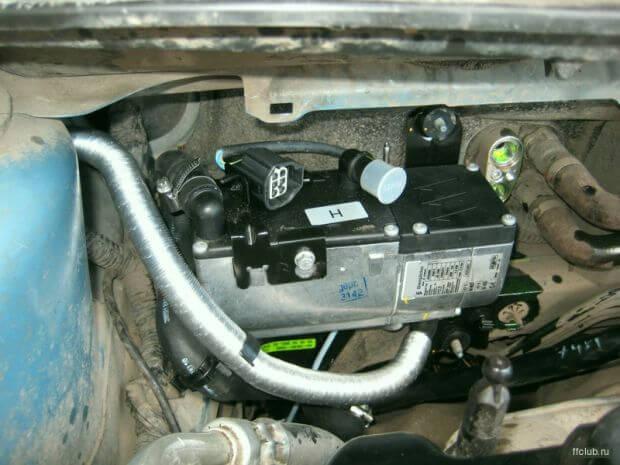 ППП на Форд Фокус 1