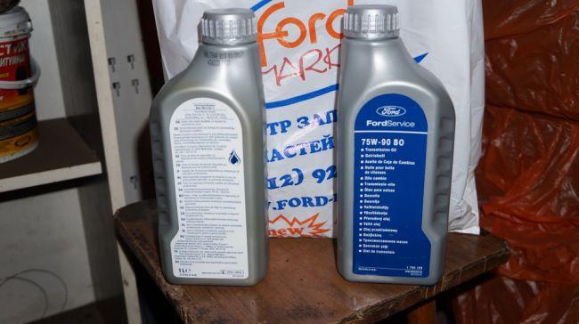 Замена масло кпп форд фокус 2