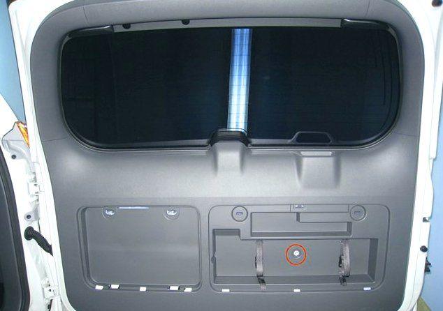 Как снять обшивку на двери багажника Прадо 150