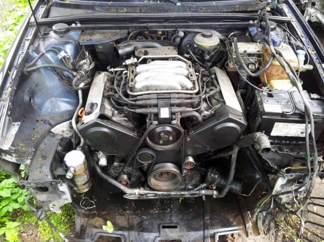 Audi 80 Avant Quattro 1.9 TDI