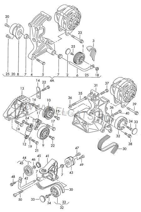 Замена приводного ремня фольксваген транспортер можно ли в качестве прикрытия вагонов с вм ставить транспортеры а