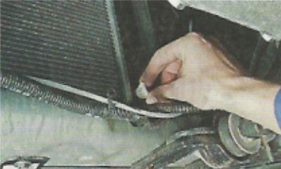 Замена охлаждающей жидкости на Ладе Гранта