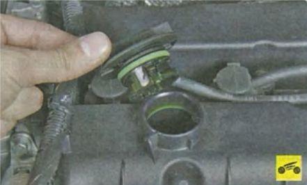 Как поменять масло двигателя Форд Фокус 3