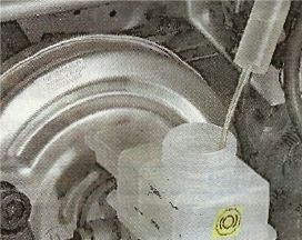 Замена тормозной жидкости Лада Гранта