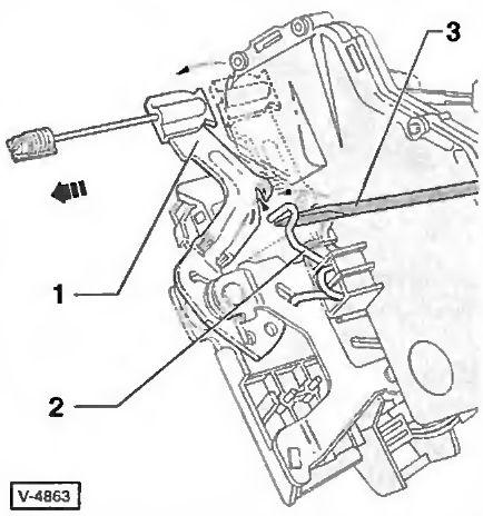 Как поменять замок двери Фольксваген Т5