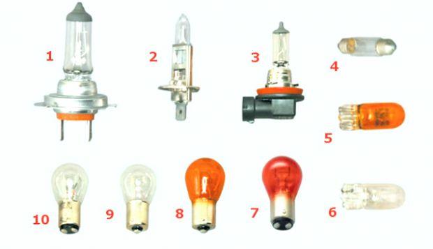 Лампы на Фокус 2