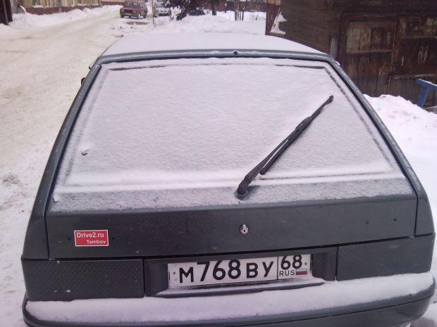 Стеклоочиститель ВАЗ 2114