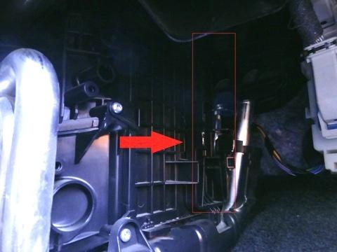 Замена салонного фильтра на форд фокусе 2