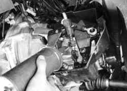 долив масла в МКПП Форд Фокус 2