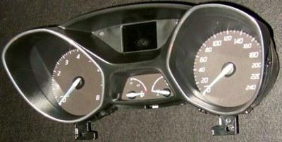 Приборная панель Ford Focus 3