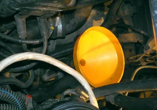 Замена масла в коробке передач Opel Vectra A