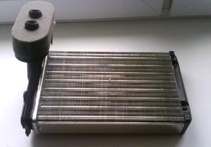 Радиатор отопителя (печка) Seat Toledo I