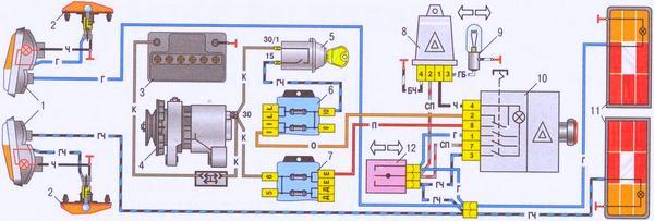 Схема реле зарядки ваз 2101 фото 198