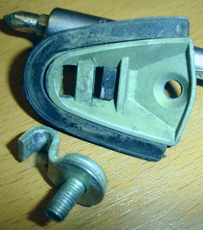 лада калина ремонт ручки двери