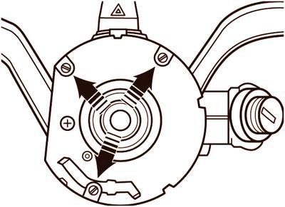 Как снять рулевую колонку Passat B3