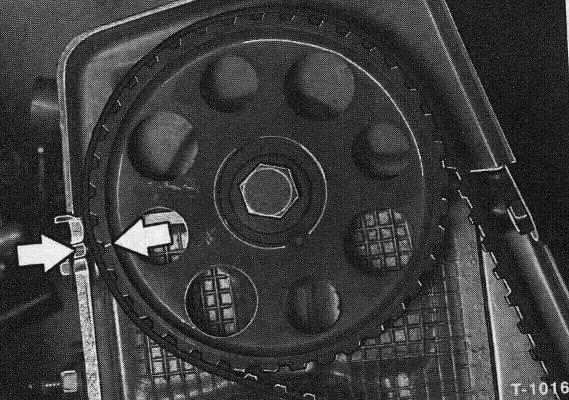замена ГРМ 1.2 л 8V