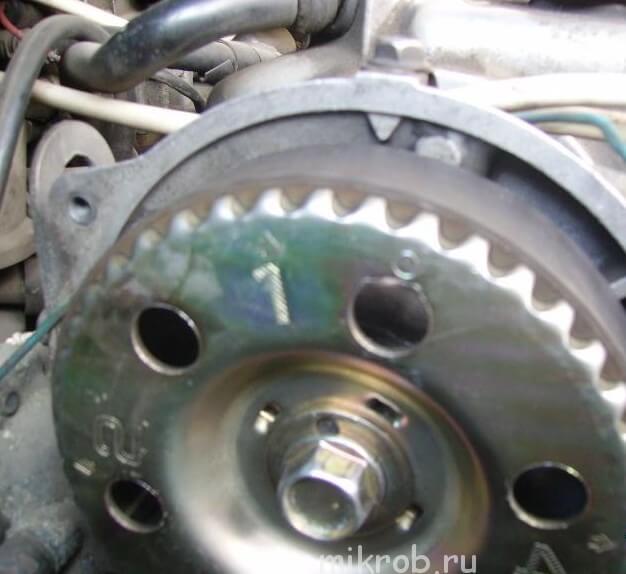 как выставить метки на Mazda 929  ?