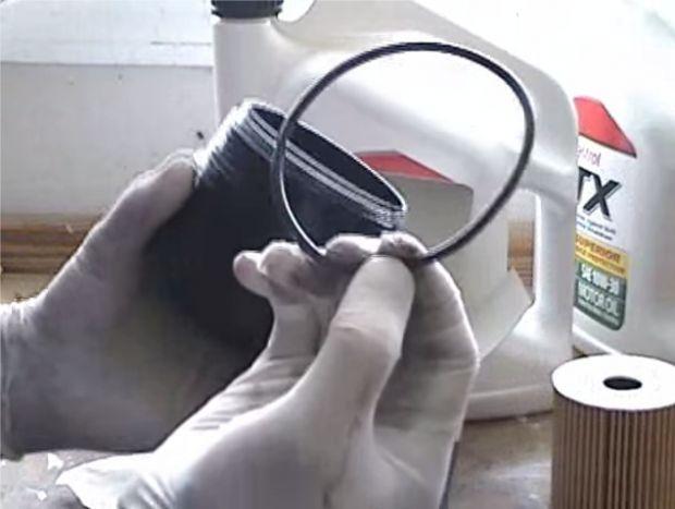 Замена масла Вольво S80