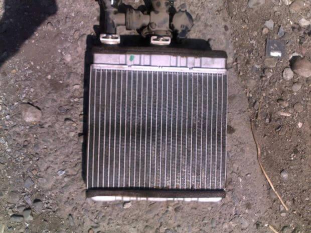 Снятие радиатора печки Opel Astra F