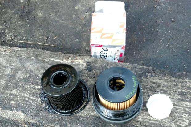 фильтр масла для дизельного двигателя Ситроен С5