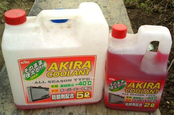 охлаждающая жидкость для Тойота Ипсум