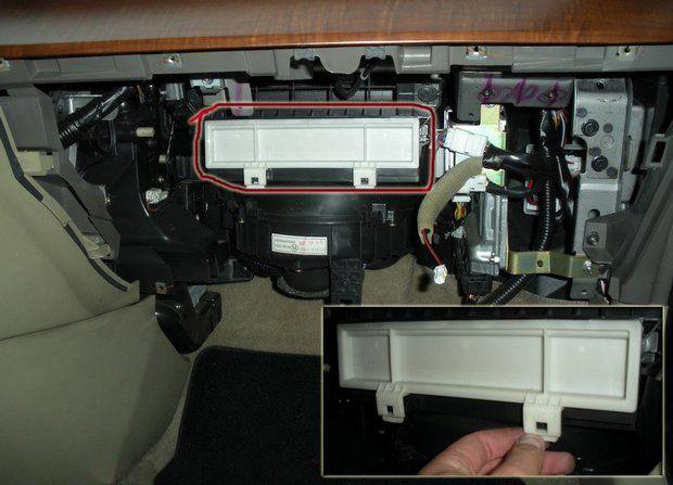 салонный фильтр теана (teana) J31