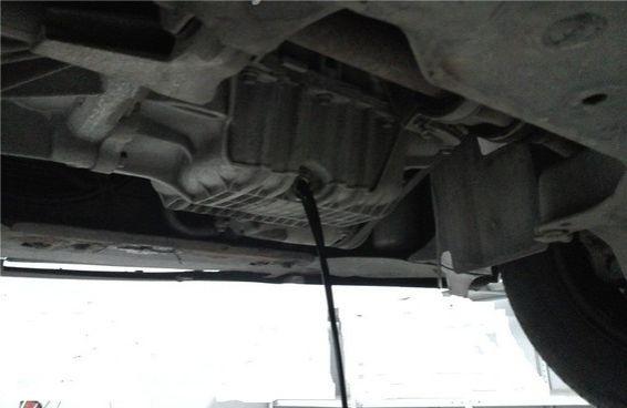 Как заменить масло двигателя Форд Фокус 3