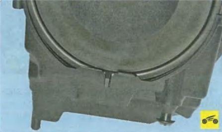 Как заменить воздушный фильтр ФФ3