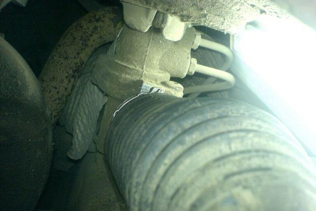 пыльник рулевой тяги