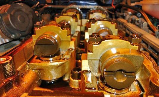 Установка распредвалов Volkswagen Bora 2.3 бензин V5