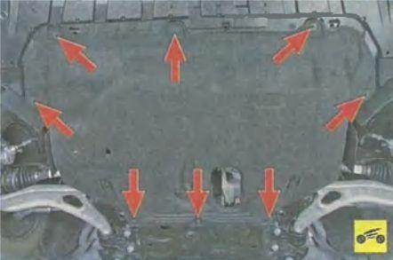 Замена масла в МКПП Форд Фокус 3